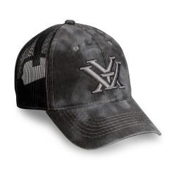 Black Kryptek Mesh Cap Vortex Optics Sportswear