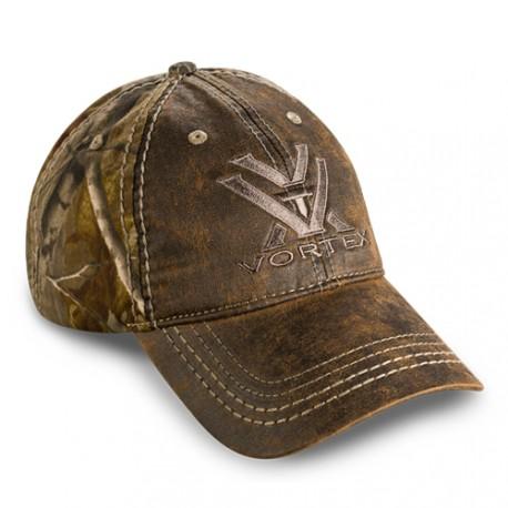 WEATHERED REALTREE CAMO CAP Vortex Optics Sportswear