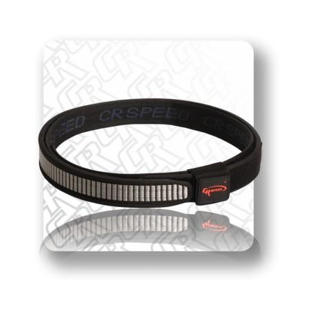 Super Hi-Torque Deluxe Belt - Silver CR Speed Belts