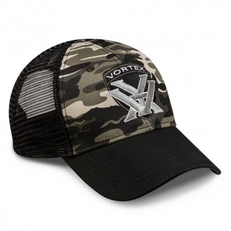 Tactical Camo Mesh Hat Vortex Optics Sportswear