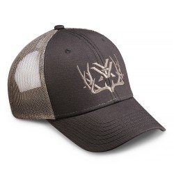 Vortex Optics Mule Deer Grey Hat Sportswear