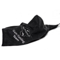Microfiber Cloth Gun Tuning Team Black SchleTek Gun Care