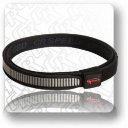 CR Speed Super Hi-Torque Deluxe Belt - Silber Gürtel