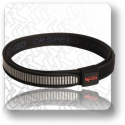 Super Hi-Torque Deluxe Belt - Silver CR Speed Belts